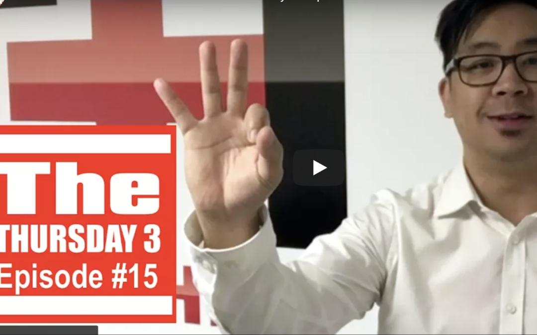 Thursday 3 – Episode 15 –  The Measurement Guarantee