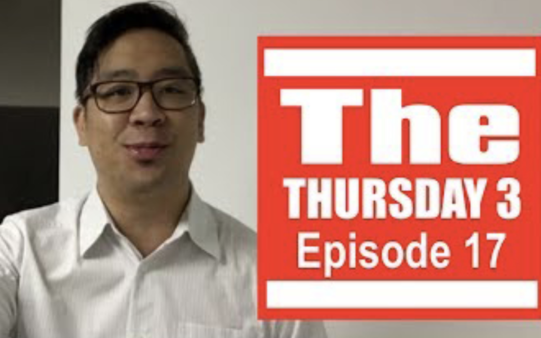 Thursday 3 – Episode 17 –  Visibility Does Not Equal Sales